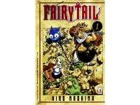 イタリア語で読む、真島ヒロの「FAIRY TAIL」1巻-52巻 【B1】
