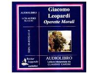 CD オーディオブック ジャコモ・レオパルディの「オペレッテ・モラーリ」 【C1】