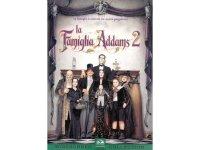 イタリア語などで観るクリスティーナ・リッチの「アダムス・ファミリー2」 DVD  【B1】【B2】