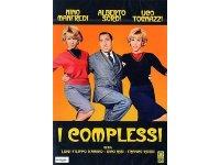 イタリア語で観るイタリア映画 アルベルト・ソルディ 「おとぼけ紳士録 I Complessi」 DVD  【B2】【C1】