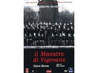 イタリア語で観るイタリア映画 アルベルト・ソルディ 「Il Maestro Di Vigevano」 DVD  【B2】【C1】