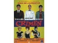 イタリア語で観るイタリア映画 アルベルト・ソルディ「Crimen」 DVD  【B2】【C1】