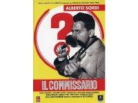 イタリア語で観るイタリア映画 アルベルト・ソルディ 「Il Commissario」 DVD  【B2】【C1】