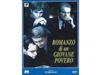 イタリア語で観るイタリア映画 アルベルト・ソルディ 「Romanzo Di Un Giovane Povero」 DVD  【B2】【C1】