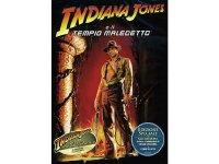 イタリア語などで観る「インディ・ジョーンズ/魔宮の伝説」 DVD【B1】【B2】【C1】