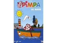 イタリア語で観るイタリアのアニメ映画 ピンパ「Pimpa al mare」 DVD【A1】【A2】【B1】【B2】