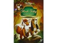 イタリア語などで観るディズニーの「きつねと猟犬」 DVD【A2】【B1】