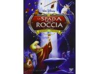 イタリア語などで観るディズニーの「王様の剣」 DVD【A2】【B1】