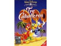 イタリア語などで観るディズニーの「三人の騎士」 DVD 【A2】【B1】