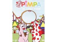 イタリア語で観るイタリアのアニメ映画 ピンパ「Pimpa al luna park」 DVD【A1】【A2】【B1】【B2】