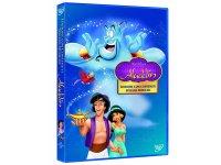 イタリア語などで観るディズニーの「アラジン」 DVD【A2】【B1】