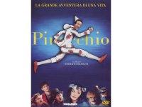 イタリア語で観るロベルト・ベニーニの「ピノッキオ」 DVD  ピノキオ【B1】【B2】