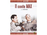 イタリア語で観るイタリア映画 アルベルト・ソルディ 「Il Conte Max」 DVD  【B2】【C1】