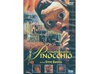 イタリア語で観るスティーブ・バロンの「ピノッキオの冒険」 DVD  ピノキオ【B1】【B2】