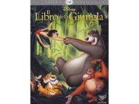 イタリア語などで観るディズニーの「ジャングル・ブック」 DVD【A2】【B1】