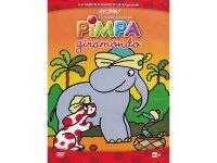 イタリア語で観るイタリアのアニメ映画 ピンパ「Le nuove avventure - Pimpa giramondo」 DVD【A1】【A2】【B1】【B2】