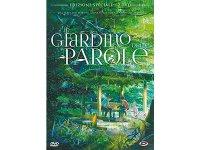 イタリア語で観る、新海誠の「言の葉の庭」 DVD 【B1】