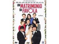 イタリア語、英語で観るイタリア映画「Un matrimonio da favola」 DVD【B2】【C1】
