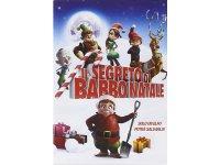 イタリア語などで観る「サンタを救え!  ~クリスマス大作戦~」 DVD【B1】【B2】