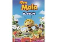 イタリア語などで観るアニメ「みつばちマーヤの冒険」 DVD【B1】【B2】【C1】