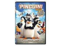 イタリア語 英語で観る「ザ・ペンギンズ from マダガスカル」 DVD【B1】【B2】