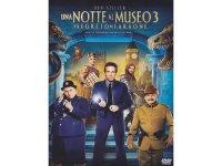 イタリア語などで観るベン・スティラーの「ナイト ミュージアム/エジプト王の秘密」 DVD  【B2】【C1】