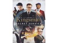 イタリア語などで観るマシュー・ヴォーンの「キングスマン」 DVD  【B1】【B2】