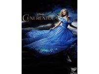 イタリア語などで観るディズニーの「シンデレラ」 DVD  【B1】【B2】