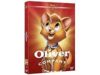 イタリア語で観るディズニーの「オリバー ニューヨーク子猫ものがたり」 DVD コレクション 27【A2】【B1】