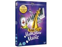 英語で観るディズニーの「メイク・マイン・ミュージック」 DVD コレクション 8【A2】【B1】