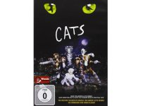イタリア語などで観るミュージカル「キャッツ」 DVD  【B1】【B2】【C1】