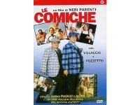 イタリアのコメディ映画Paolo Villaggio 「Le Comiche」DVD 【A1】【A2】【B1】