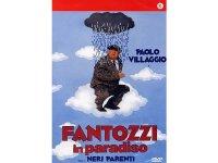 イタリアのコメディ映画Paolo Villaggio 「Fantozzi In Paradiso」DVD 【A1】【A2】【B1】