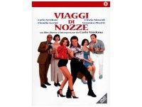 イタリアのコメディ映画「Viaggi Di Nozze」 3つの新婚旅行  DVD 【B2】【C1】