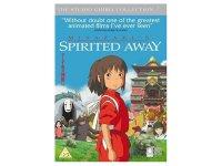 日本語&英語で観る、宮崎駿の「千と千尋の神隠し」 DVD