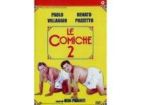 イタリアのコメディ映画Paolo Villaggio 「Le Comiche 2」DVD 【A1】【A2】【B1】