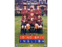 イタリアのコメディ映画Paolo Villaggio 「Io No Spik Inglish」DVD 【A1】【A2】【B1】