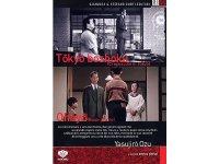 イタリア語で観る、小津安二郎の「東京暮色・お早よう」 DVD 【B1】【B2】