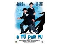 イタリアのコメディ映画Paolo Villaggio 「A Tu Per Tu」DVD 【A1】【A2】【B1】