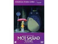 日本語&ポーランド語で観る、宮崎駿の「となりのトトロ」 DVD