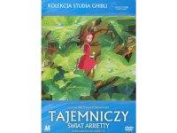 日本語&ポーランド語で観る、宮崎駿の「借りぐらしのアリエッティ」 DVD