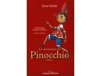 イタリア語で読む、カルロ・コッローディのピノッキオの冒険 Tシャツのおまけ付き ピノキオ 【B1】