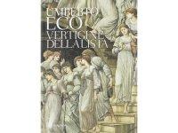イタリアの作家ウンベルト・エーコの「芸術の蒐集 Vertigine della Lista」 【C1】【C2】