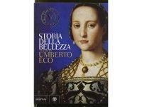 イタリアの作家ウンベルト・エーコの「美の歴史 Storia della bellezza」 【C1】【C2】