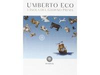 イタリアの作家ウンベルト・エーコの「前日島 L'isola del giorno prima」 【C1】【C2】