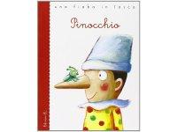 イタリア語でカルロ・コッローディの本・児童書「ピノキオ」を読む 対象年齢4歳以上 ピノッキオ【A1】