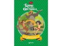 イタリア語でディズニーの絵本・児童書「ジャングル・ブック」を読む 対象年齢5歳以上【A1】