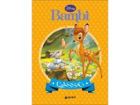 イタリア語でディズニーの絵本・児童書「バンビ」を読む 対象年齢5歳以上【A1】