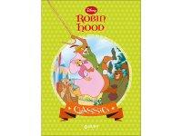 イタリア語でディズニーの絵本・児童書「ロビン・フッド」を読む 対象年齢5歳以上【A1】