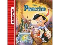イタリア語でディズニーの絵本・児童書「ピノキオ」を読む 対象年齢3歳以上 ピノッキオ【A1】